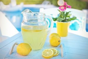 Life gave me lemons and I made lemonade